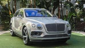 Serie limitada para el lanzamiento del nuevo Bentley todocamino