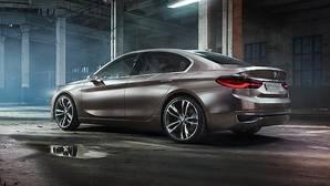 BMW Concept Compact Sedan, crece la Serie 1