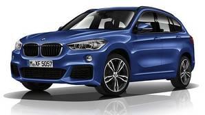 Kit M Sport para el BMW X1