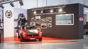 Abarth pone en marcha un servicio de restauración de coches clásicos