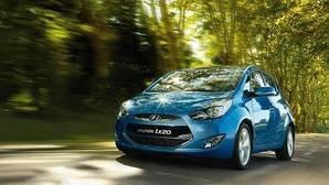 El Hyundai ix20 elegido por los internautas españoles Mejor Lanzamiento del Año