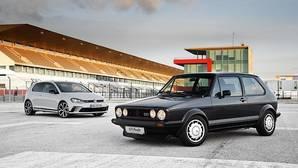 40 años de Golf GTI