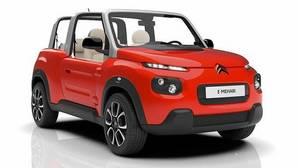 Citroën recupera el Mehari, ahora en eléctrico