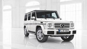 Nuevas opciones para personalizar el Mercedes Clase G