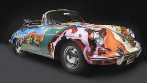 El original Porsche de Janis Joplin, subastado por 1,6 millones de euros