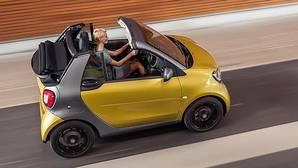 Smart ForTwo Cabrio, por 15.655 euros desde febrero