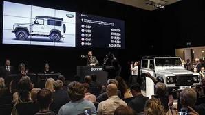 El Land Rover Defender 2.000.000 ya tiene dueño