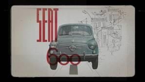 La historia de SEAT en un minuto