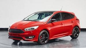 Ford lanza los Focus Red y Black Edition