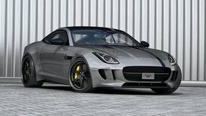 Jaguar F-Type R: veloz y elegante