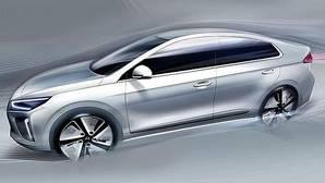 Nuevas imágenes del Hyundai IONIQ