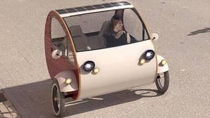 Una empresa española inventa el coche solar