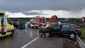 Mal tiempo, presente en el 13 por ciento de los accidentes de tráfico