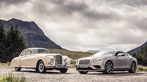 Vídeo: Así ha evolucionado el Bentley Continental en el tiempo