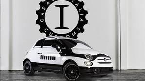 Fiat presenta un 500 inspirado en «Star Wars»