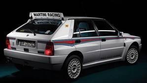 Sale a subasta este Lancia Delta edición limitada
