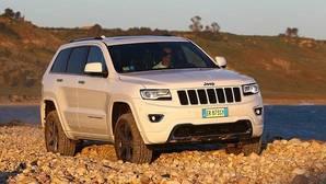 Probamos el Jeep más lujoso, el Grand Cherokee 3.0 V6 Diesel de 250 CV