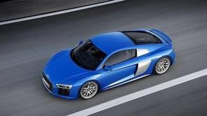 Así es el «veloz» Audi de James Rodríguez