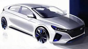 Hyundai desvela los últimos detalles de su nuevo compacto electrificado Ioniq