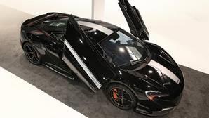 McLaren presenta un deportivo al estilo caza de combate