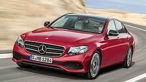 Nueva Clase E, el Mercedes más inteligente