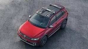 Volkswagen desvela en Detroit su Tiguan Híbrido