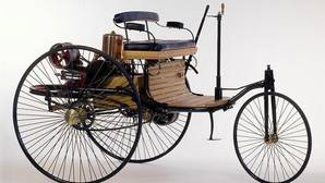 Se cumplen 130 años del primer coche