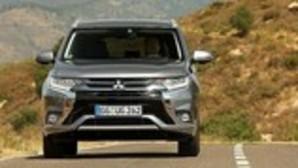 Mitsubishi Outlander PHEV, ¿la solución?