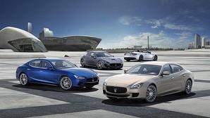 Maserati pone al día su gama