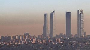 Uno de cada tres españoles respira aire contaminado