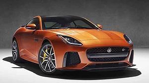 Llega el Jaguar más rápido, el F-TYPE SVR