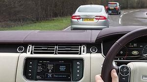 Jaguar Land Rover apuesta por el coche autónomo