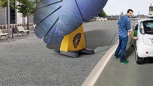Vídeo: Crean un novedoso sistema fotovoltaico para recargar coches eléctricos