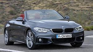 BMW 435i Cabrio, listo para todo el año