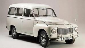 Volvo celebra 60 años fabricando coches familiares
