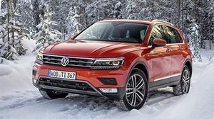 El nuevo Volkswagen Tiguan 4Motion mejora sus aptitudes camperas