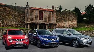 Los SUV de Nissan cumplen años