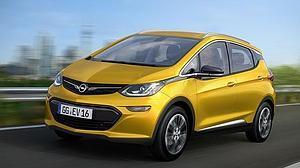 Opel Ampera-e, el próximo eléctrico