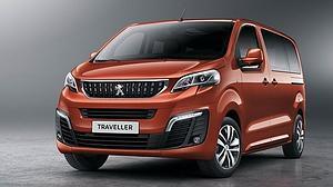 Peugeot Traveller, para viajar más cómodos