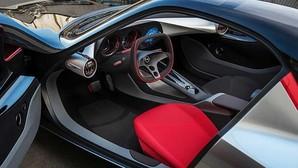 Descubre el llamativo interior del Opel GT Concept