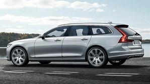 Nuevo Volvo V90, lujoso y muy capaz