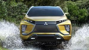 Mitsubishi eX Concept, un SUV urbanita electrico