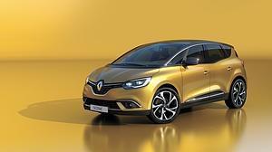 Primicia: Así es el nuevo Renault Scénic