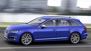 Llegan los nuevos deportivos Audi S4 y S4 Avant