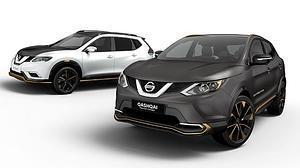 Nissan, apuesta por los SUV de lujo