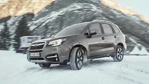 Subaru remoza el crossover Forester