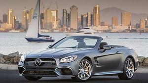 Conducimos el nuevo Mercedes SL a cielo abierto