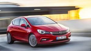 El Opel Astra, elegido «Coche del año en Europa 2016»