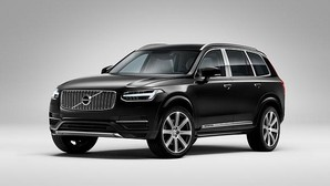 XC90 Excellence, debut helvético