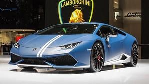 Huracán Avio, un Lamborghini homenaje a la aviación